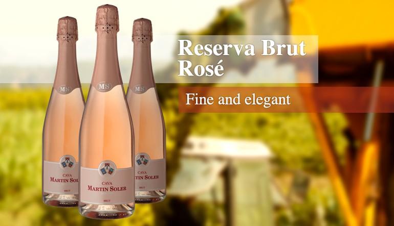 Reserva Brut Nature Rosé